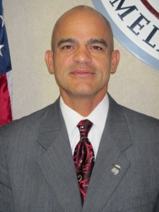 Christopher Martinez Assistant Special Agent in Charger, I.C.E.
